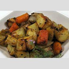 Roasted Root Vegetable Recipe Foodcom