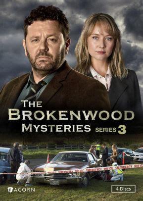 Barnes And Noble Kenwood by Brokenwood Mysteries Series 3 54961255399 Dvd