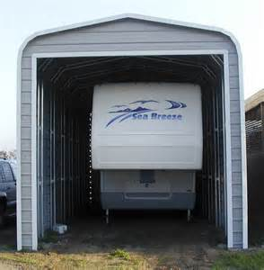 Carport Covers for RV Travel Trailers
