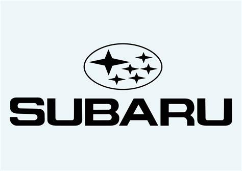 subaru logo subaru logo auto cars concept