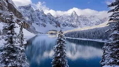 Rocky Mountain Wallpapers Mountains Desktop Terrific Winter