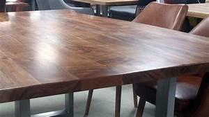 Moebel Akut : esstisch kerala massivholz akazie 200x100 cm mit baumkante ~ Yasmunasinghe.com Haus und Dekorationen