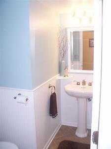Powder Room Ideas Pedestal Sink Google Search Half