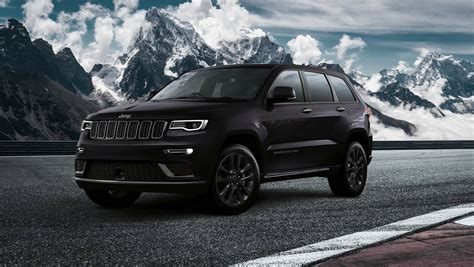 Jeep Grand Photo by Jeep Expands European Lineup With Grand S Special