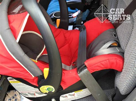 chicco keyfit  review car seats   littles