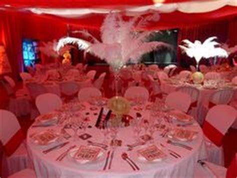 cabaret decoration ideas  pinterest red party cabaret