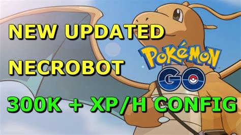 Best Necrobot Config!! 300k+ Xp/hour!! Best Pokemon Go Bot
