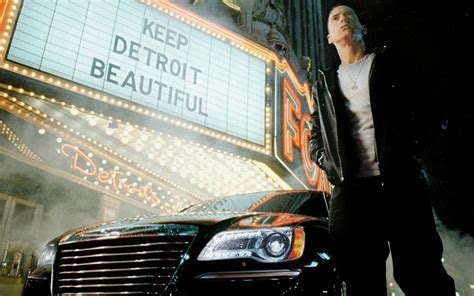 Eminem Chrysler Commercial Song by Just 4 Years Later Chrysler Eminem Spot Snubbed By Top