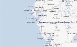 Bradenton Manatee River Tampa Bay Florida Tide Station