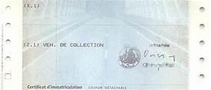 Carte Grise Collection En Ligne : un point sur la carte grise collection qui roule en ancienne ~ Maxctalentgroup.com Avis de Voitures