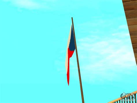 czech flag  gta san andreas