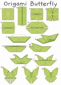 Origami Instructions  Mvm18  S5143887 On Behance