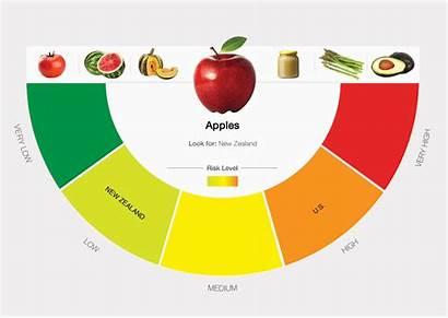 Pesticides Produce Organic Health Consumer Pesticide Risk