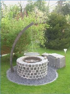 Gas Feuerstelle Selber Bauen : springbrunnen selber bauen garten ~ Whattoseeinmadrid.com Haus und Dekorationen