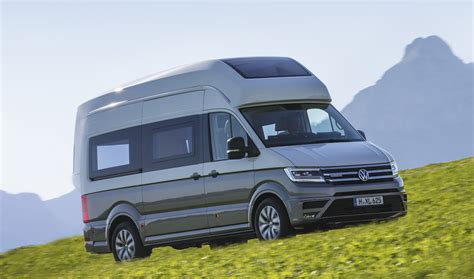 Volkswagen Commercial Vehicles Usa by Volkswagen California Concept Shows Possibilities For
