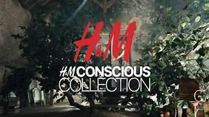 HM Werbung Vanessa Paradis H M CONSCIOUS COLLECTION