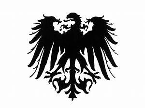 Black Eagle clipart german eagle - Pencil and in color ...