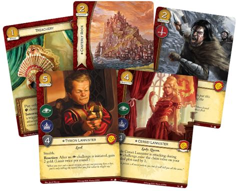 Agot Lcg 2 0 Photoshop Template by A Game Of Thrones The Card Game Second Edition