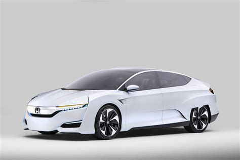 Honda Self Driving Car 2020 by Honda Hydrogen Fuel Cell Arriving By 2020