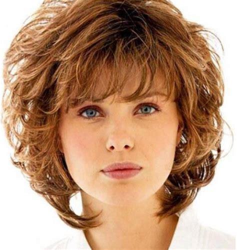curly shag haircuts  short medium long curls