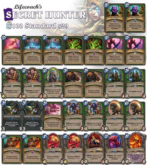 56 Best Images About Hearthstone On Pinterest Hunters