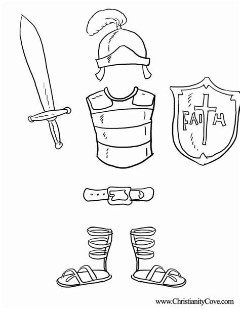 armor of god coloring pages armor of god coloring pages coloring home
