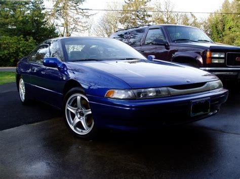 subaru svx blue weird windows 1994 subaru svxl coupe 2d specs photos