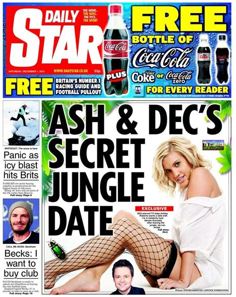 Tabloid Watch: Star's latest example of an 'embellished ...