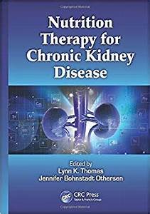 Nutrition Therapy for Chronic Kidney Disease ...