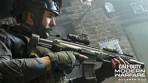 Call Of Duty Modern Warfare  U00e9 Anunciado