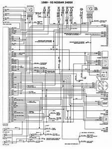 Manual De Diagrama De Nissan 240sx 90