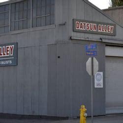 Datsun Alley datsun alley closed 10 reviews auto repair 2202 e