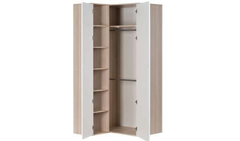 armoire d angle armoire d angle enfant design avec tagres et penderie spot