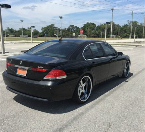 For Sale 2002 Bmw 745 Withy A Turbo Chevy V8 Engine