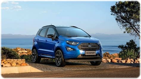 ford ecosport st line 2018 new 2018 ford ecosport st line