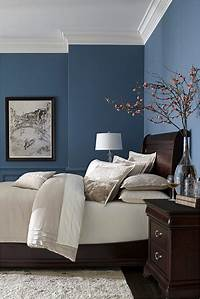 painting a bedroom 32 Blue Paint Colors for Bedroom 2018 - Interior ...