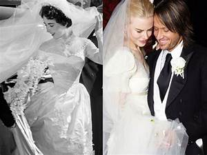 the 50 most beautiful wedding dresses of all time aolcom With most beautiful wedding dresses of all time