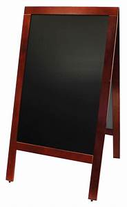 Holz Für Den Außenbereich : holz kundenstopper kreidetafel aus buchholz f r den innen ~ Sanjose-hotels-ca.com Haus und Dekorationen