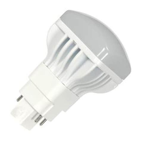 satco 09302 led 4 pin base cfl replacement