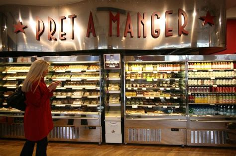 Fresh from the Fridge: Can someone explain Pret-a-Manger ...