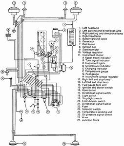 My Last Car Will Have A Simple Wiring Schematic  Like This