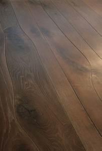Curving Wood Floor Planks