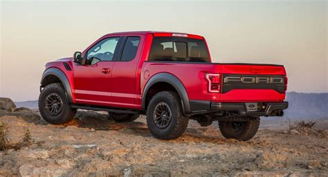 Raptor Ford Price by Ford F 150 Raptor Prices Jump For 2018 Model Year Carscoops