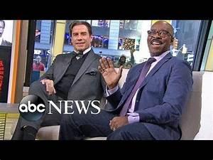 abc news john travolta courtney b vance discuss 39the With o j simpson documentary youtube