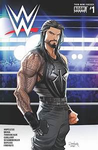 Preview of WWE: Then. Now. Forever. #1 (BOOM!)  Wwe
