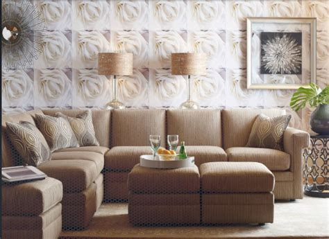 wallpaper ideas  living room feature wall gallery
