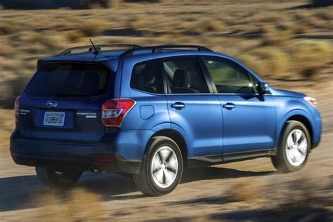 2015 Subaru Forester: New Car Review