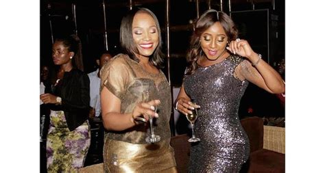 Ini Edo Dances Hard At The Opening Of Her Multimillion