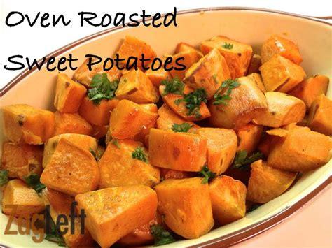 sweet potato recipie roasted sweet potatoes recipe dishmaps
