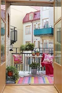 23, Gorgeous, Small, Apartment, Balcony, Design, Ideas, For